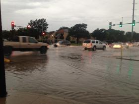 Laura Ness Flooding on Bell