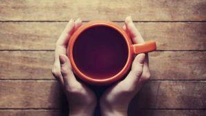 hot tea large