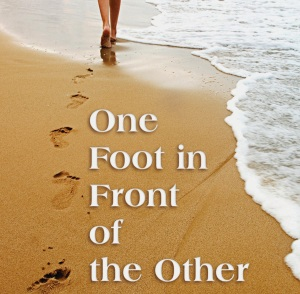 One Foot In FrontCMYK