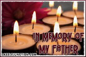 memory of my dad
