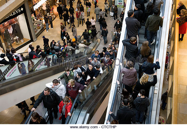 busy-escalators-inside-the-bullring-shopping-centre-birmingham-picture-ctcthp